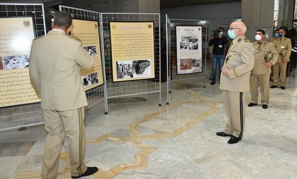 Photo de Le musée central de l'Armée commémore le 75e anniversaire des massacres du 08 Mai 1945