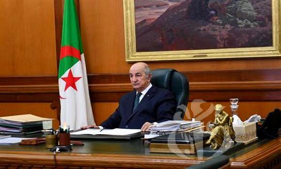 Photo de Le Président Tebboune adresse un message à la Nation à l'occasion de l'Aid El Fitr