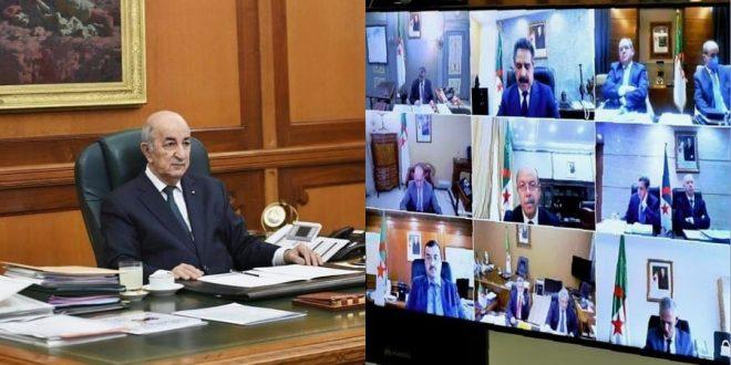 Photo de Communiqué du Conseil des ministres