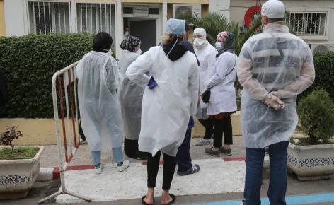 Photo de Coronavirus – Nouveau bilan : 189 cas confirmés, 7 décès et 100 guéri