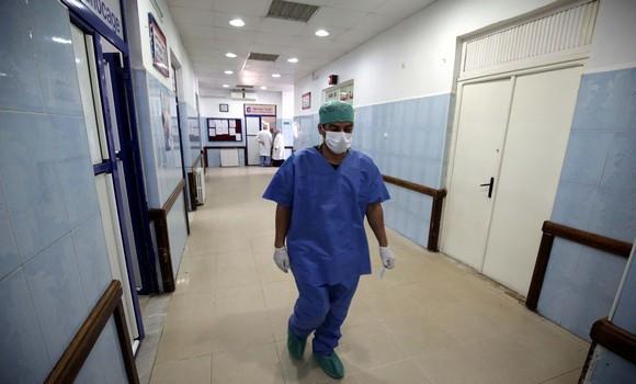 Photo de La continuité du service hospitaliers dépend des mesures barrières par les citoyens