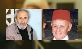 Photo de Le Président Tebboune attribue des médailles du mérite national au rang de «Achir» à Athmane Ariouet et Kaddour Darsouni